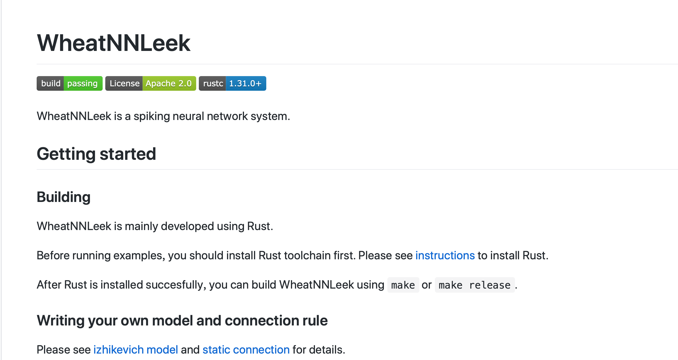 SpikeNeural Network